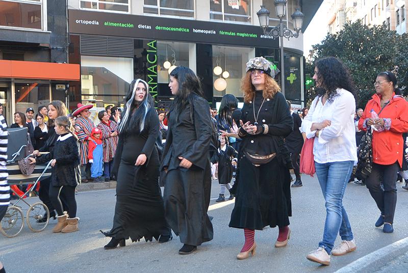 Ponferrada llena las calles de ilusión en el Carnaval infantil 2020 78