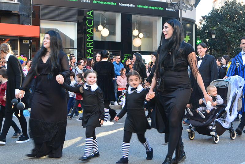 Ponferrada llena las calles de ilusión en el Carnaval infantil 2020 79
