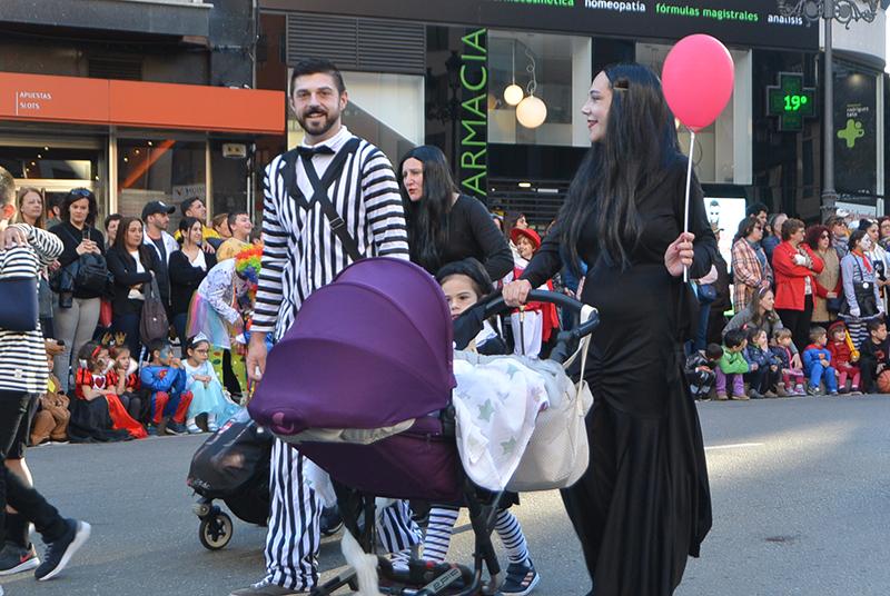 Ponferrada llena las calles de ilusión en el Carnaval infantil 2020 81