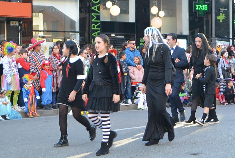 Ponferrada llena las calles de ilusión en el Carnaval infantil 2020 82