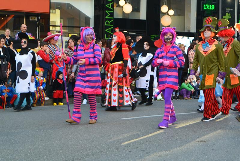 Ponferrada llena las calles de ilusión en el Carnaval infantil 2020 85