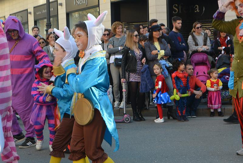 Ponferrada llena las calles de ilusión en el Carnaval infantil 2020 86