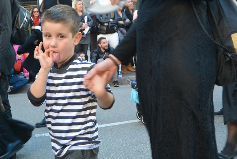 Ponferrada llena las calles de ilusión en el Carnaval infantil 2020 89