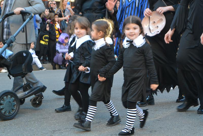 Ponferrada llena las calles de ilusión en el Carnaval infantil 2020 90