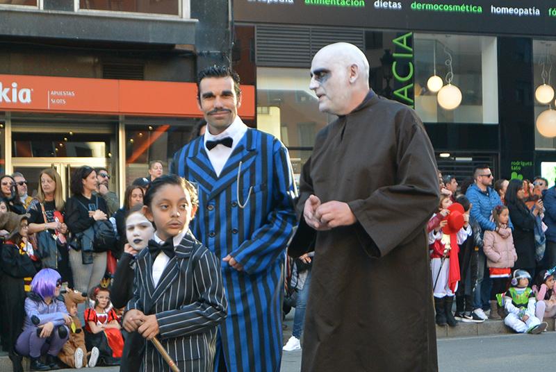 Ponferrada llena las calles de ilusión en el Carnaval infantil 2020 91