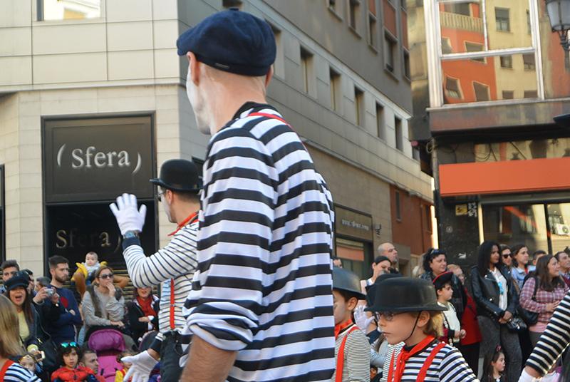 Ponferrada llena las calles de ilusión en el Carnaval infantil 2020 93
