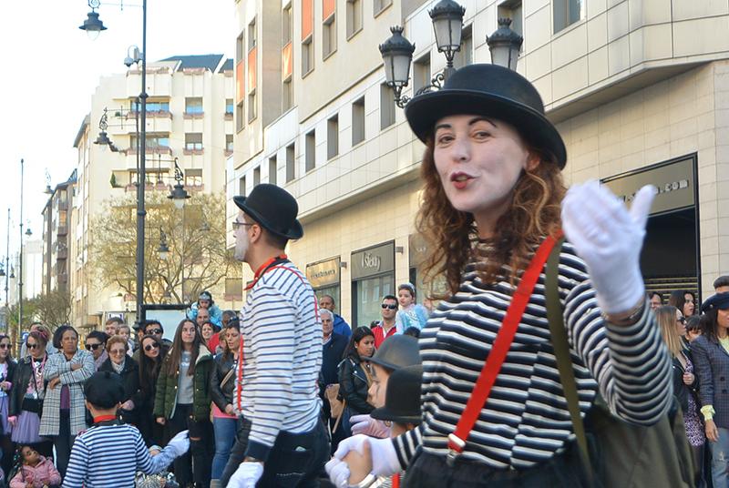 Ponferrada llena las calles de ilusión en el Carnaval infantil 2020 94