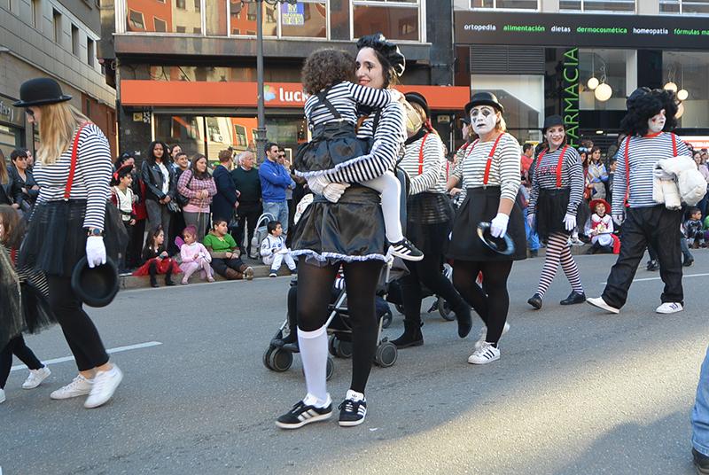 Ponferrada llena las calles de ilusión en el Carnaval infantil 2020 97