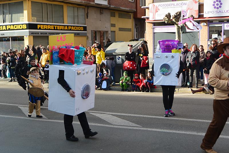 Desfile de Carnaval Ponferrada 2020 2