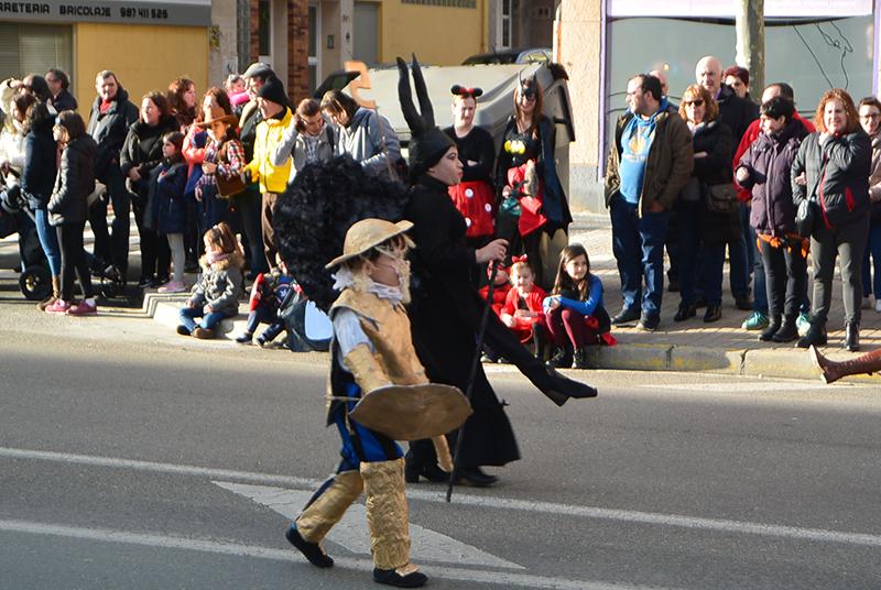 Desfile de Carnaval Ponferrada 2020 3