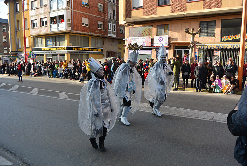 Desfile de Carnaval Ponferrada 2020 6