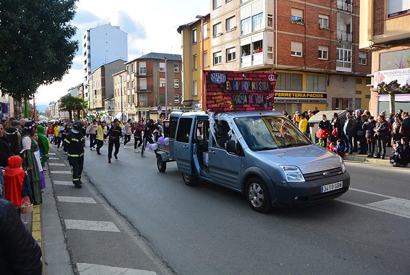 Desfile de Carnaval Ponferrada 2020 7