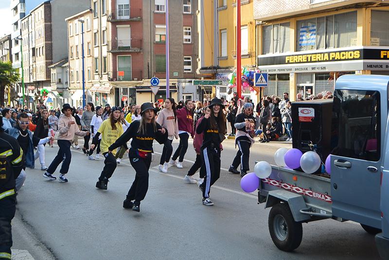 Desfile de Carnaval Ponferrada 2020 8