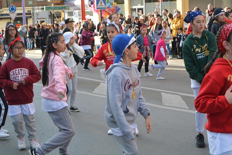 Desfile de Carnaval Ponferrada 2020 10