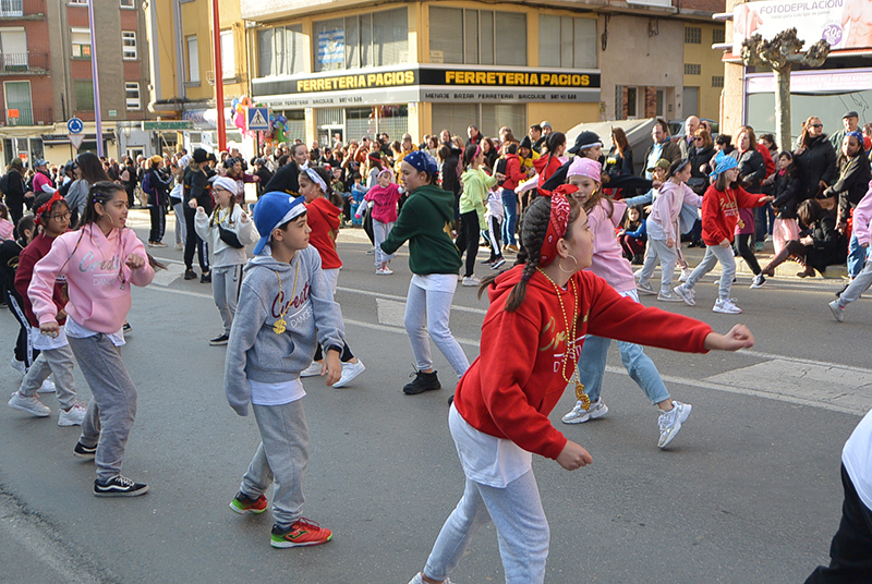 Desfile de Carnaval Ponferrada 2020 11