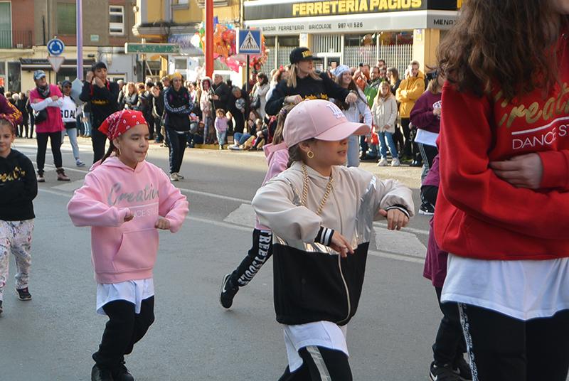 Desfile de Carnaval Ponferrada 2020 12