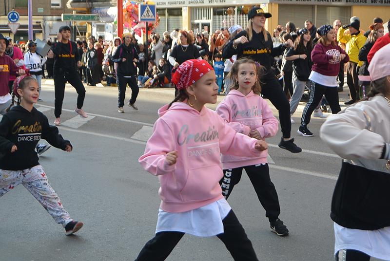 Desfile de Carnaval Ponferrada 2020 13