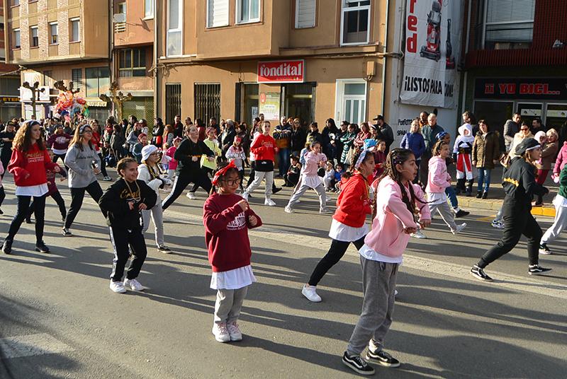 Desfile de Carnaval Ponferrada 2020 16