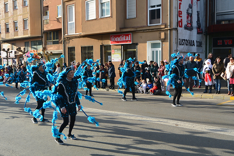 Desfile de Carnaval Ponferrada 2020 21