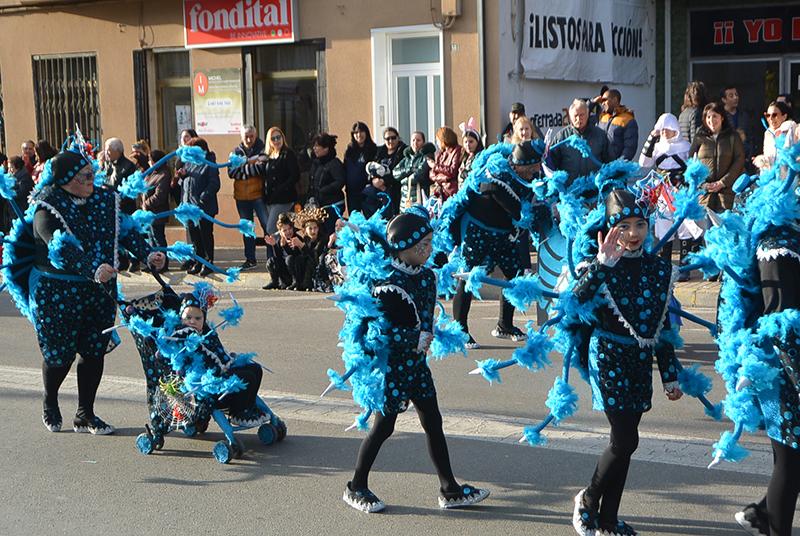 Desfile de Carnaval Ponferrada 2020 24