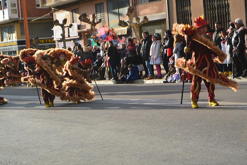 Desfile de Carnaval Ponferrada 2020 26