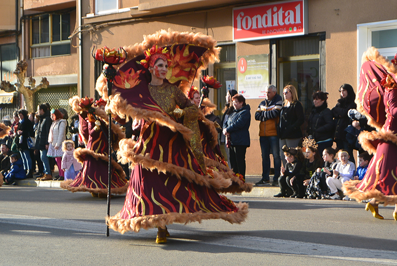 Desfile de Carnaval Ponferrada 2020 29