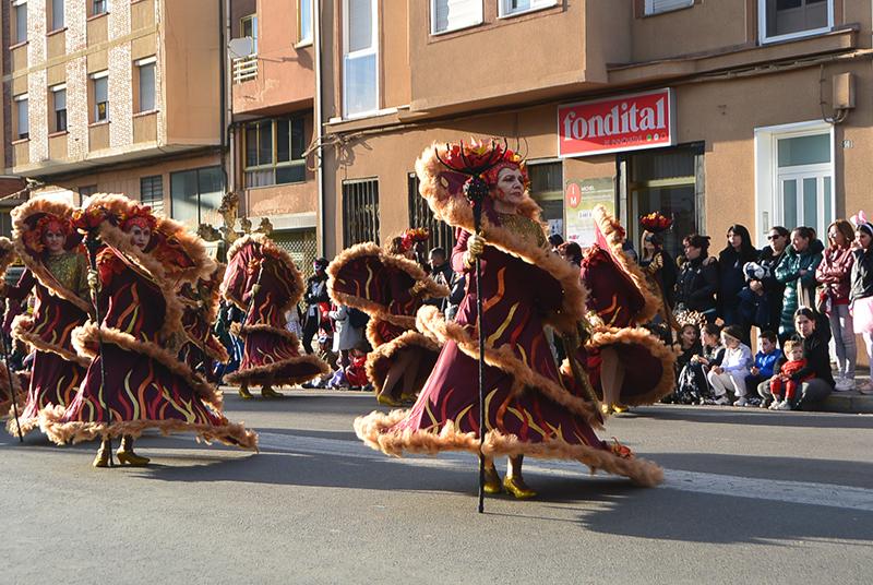 Desfile de Carnaval Ponferrada 2020 30