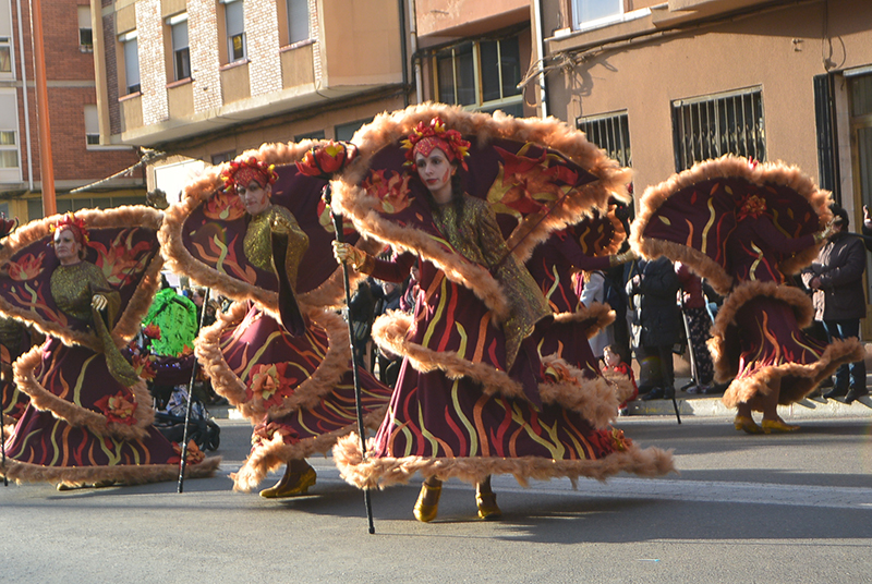 Desfile de Carnaval Ponferrada 2020 31