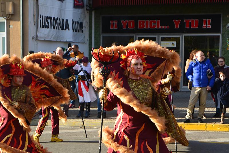 Desfile de Carnaval Ponferrada 2020 32