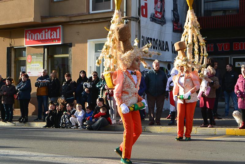 Desfile de Carnaval Ponferrada 2020 33