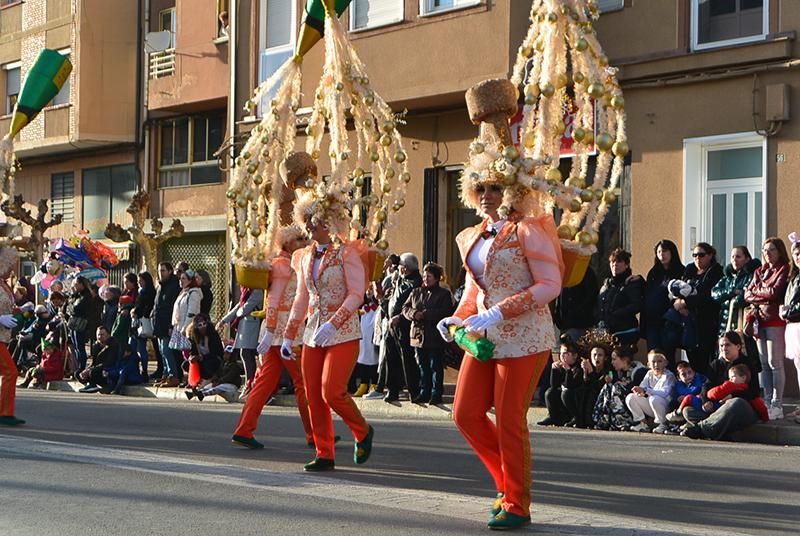 Desfile de Carnaval Ponferrada 2020 34
