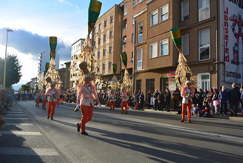 Desfile de Carnaval Ponferrada 2020 35