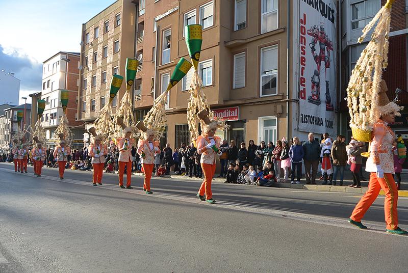 Desfile de Carnaval Ponferrada 2020 36