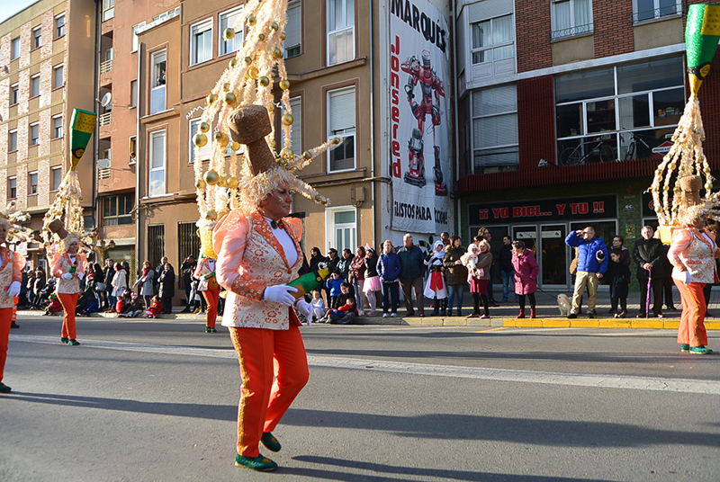 Desfile de Carnaval Ponferrada 2020 37