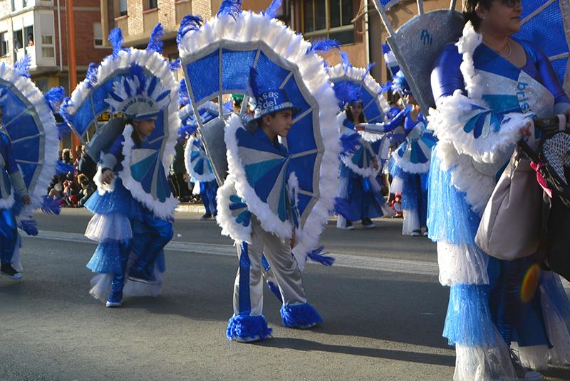 Desfile de Carnaval Ponferrada 2020 39