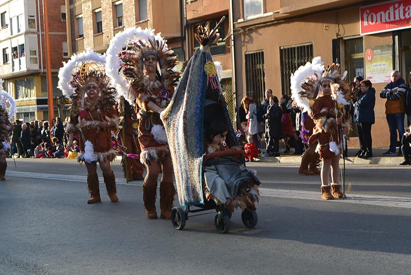 Desfile de Carnaval Ponferrada 2020 42