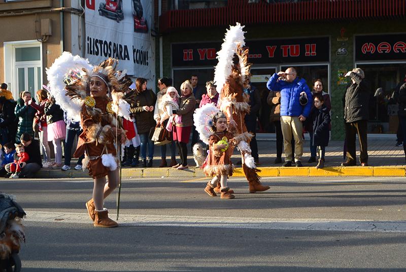Desfile de Carnaval Ponferrada 2020 43