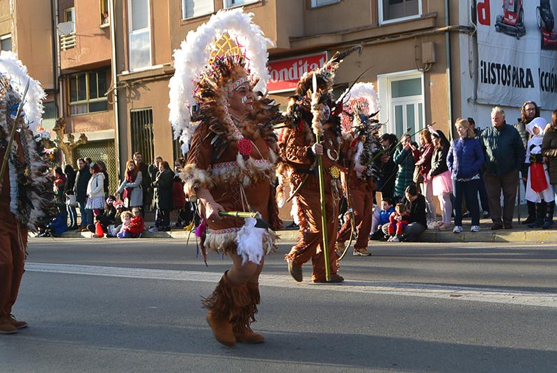 Desfile de Carnaval Ponferrada 2020 44