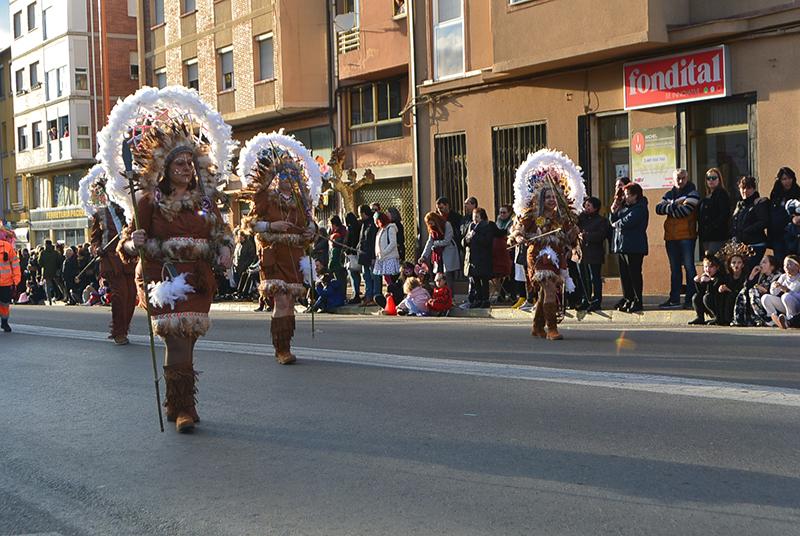 Desfile de Carnaval Ponferrada 2020 45