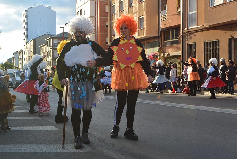 Desfile de Carnaval Ponferrada 2020 47