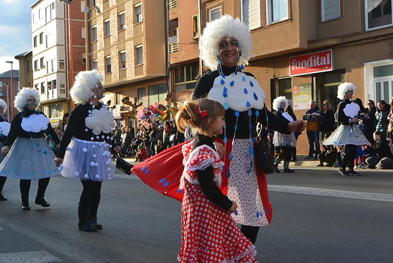 Desfile de Carnaval Ponferrada 2020 48