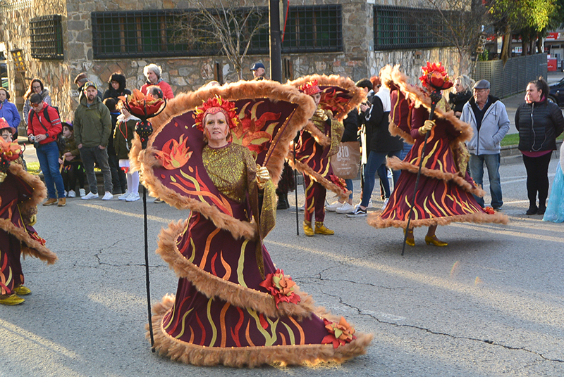 Desfile de Carnaval Ponferrada 2020 59