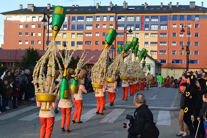 Desfile de Carnaval Ponferrada 2020 61