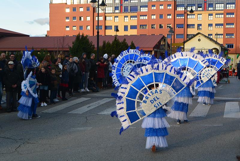 Desfile de Carnaval Ponferrada 2020 63