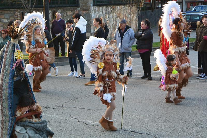 Desfile de Carnaval Ponferrada 2020 64