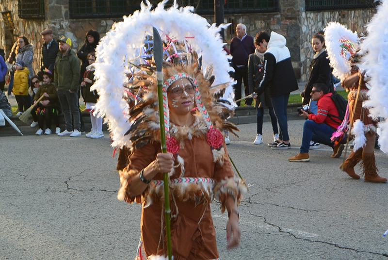 Desfile de Carnaval Ponferrada 2020 66