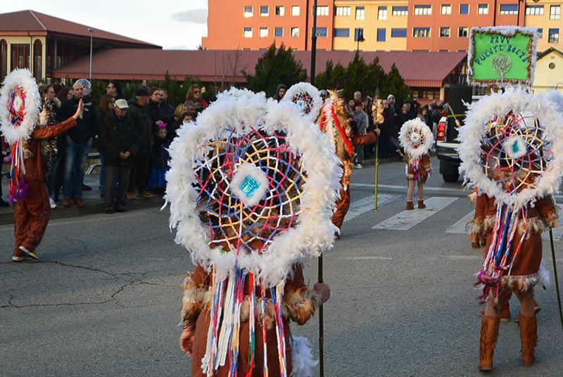 Desfile de Carnaval Ponferrada 2020 67