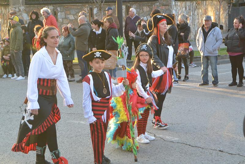 Desfile de Carnaval Ponferrada 2020 73