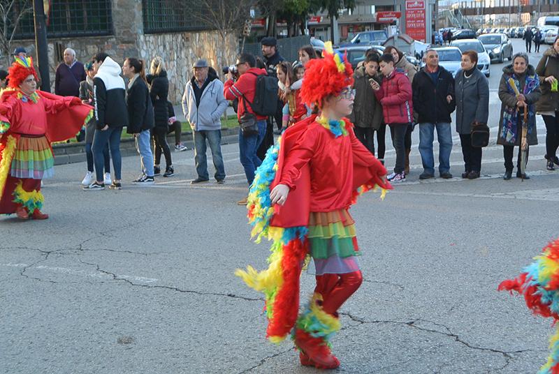 Desfile de Carnaval Ponferrada 2020 76