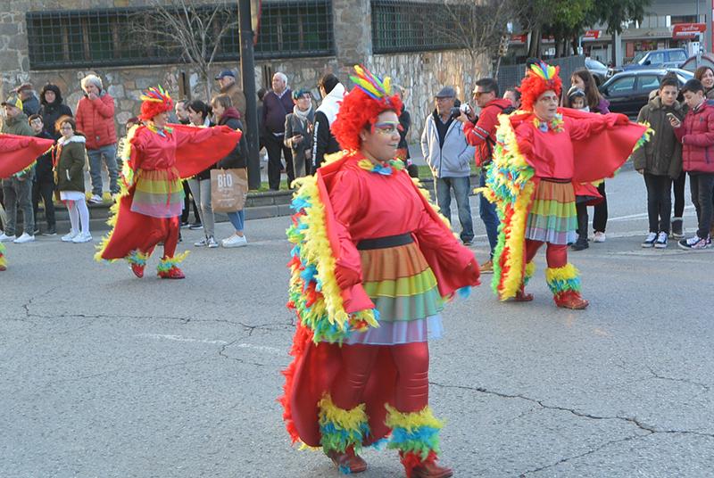Desfile de Carnaval Ponferrada 2020 77